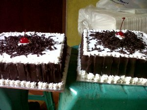 Black Forest Cherry